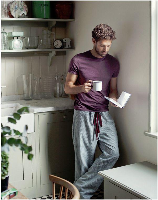 Pajamahose Herren