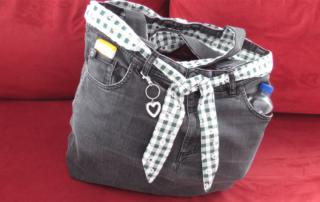 innentaschen n hen f r alle handtaschen shopper und. Black Bedroom Furniture Sets. Home Design Ideas