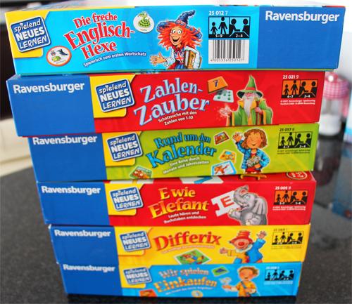 Ravensburger Spiele Review - Spielend Neues Lernen