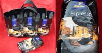 Tasche aus Kaffeeverpackungen nähen ohne Stoff