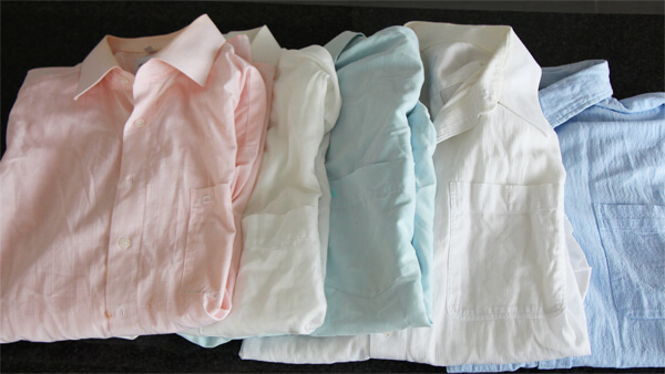 alte Hemden