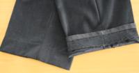 So kannst Du eine Anzughose kürzen