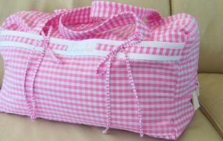 Sporttasche für Mädchen nähen