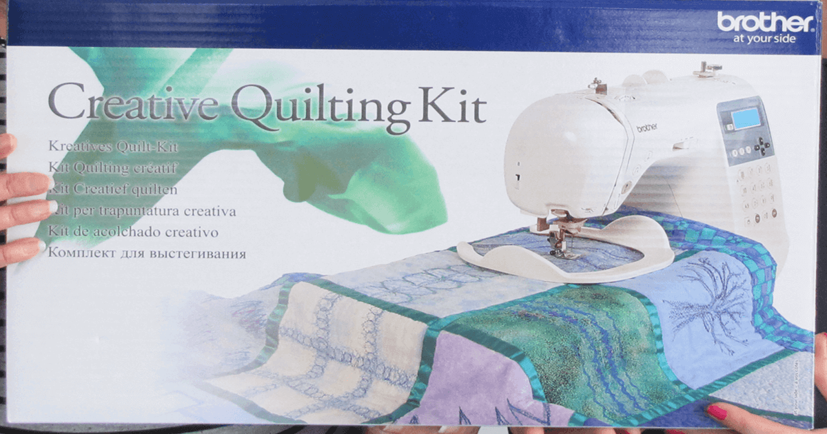 Creative Quilting Kit von brother