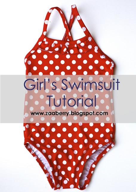 Badeanzug Mädchen