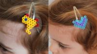 Hama-Haarspangen