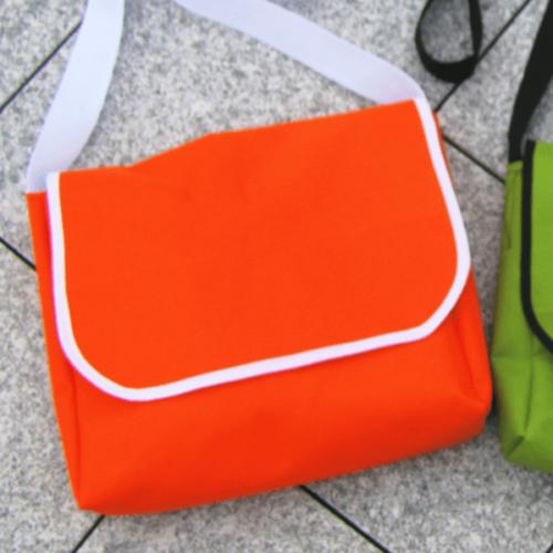Kuriertasche_Milano_orange-weiss_Variante_Schnittmuster_zum_Ausdrucken_in_3_Groessen