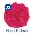 Hama Perlen Farbe 32 Neon-Fuchsia