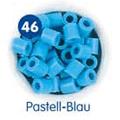Hama Perlen Farbe 46 Pastell-Blau