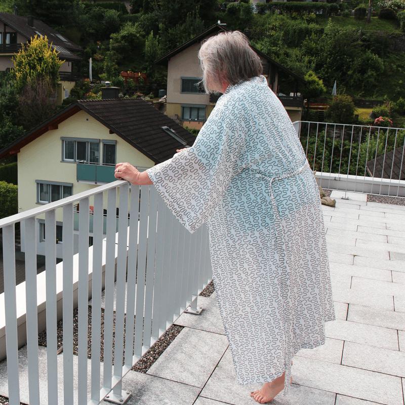 Kimono nähen für Anfänger