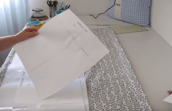 Kimono Nähen Für Anfänger Aus Ikea Oder Alter Bettwäsche Kimono