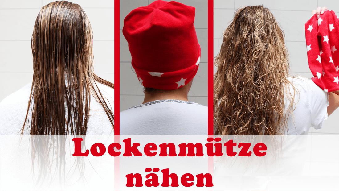 Lockenmuetze_naehen_Artikelbild2_Locken_ohne_Hitze_ueber_Nacht