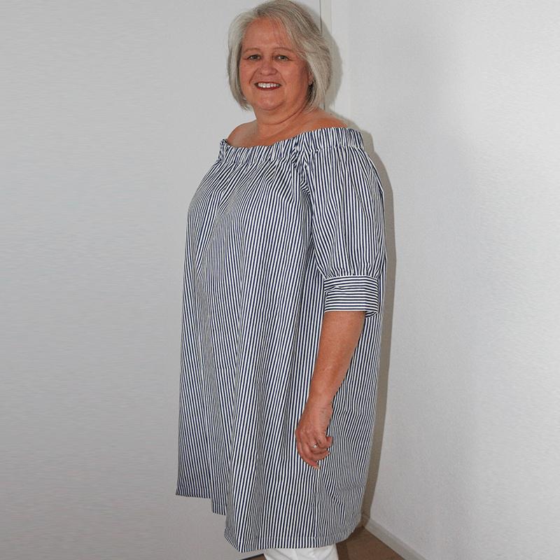Boyfried-Shirt oder Boyfried-Kleid | Grösse 40/42 und 44/46 ...