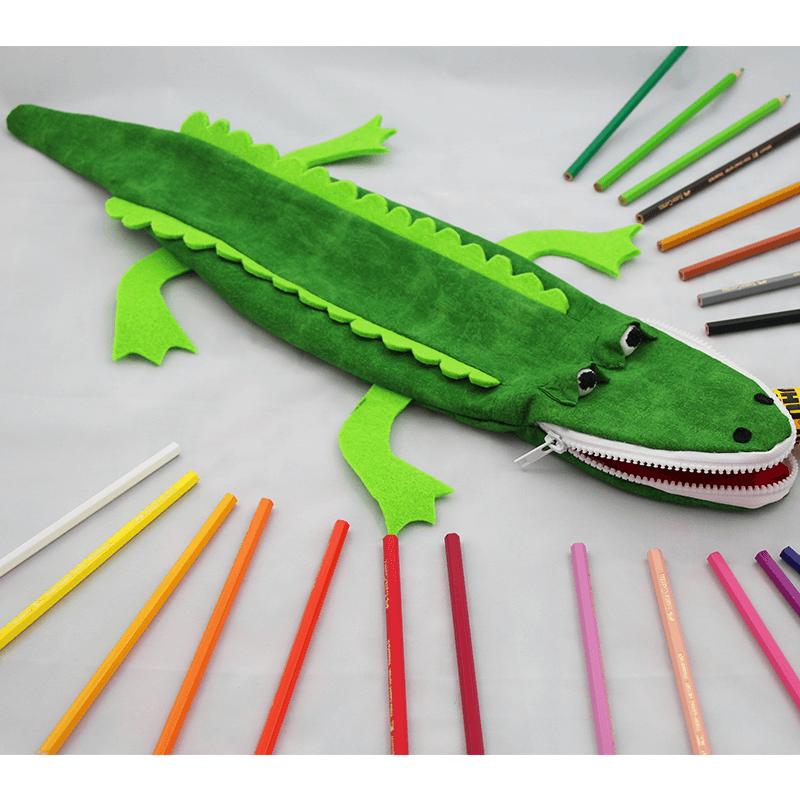 🐊 Krokodil-Mäppchen \