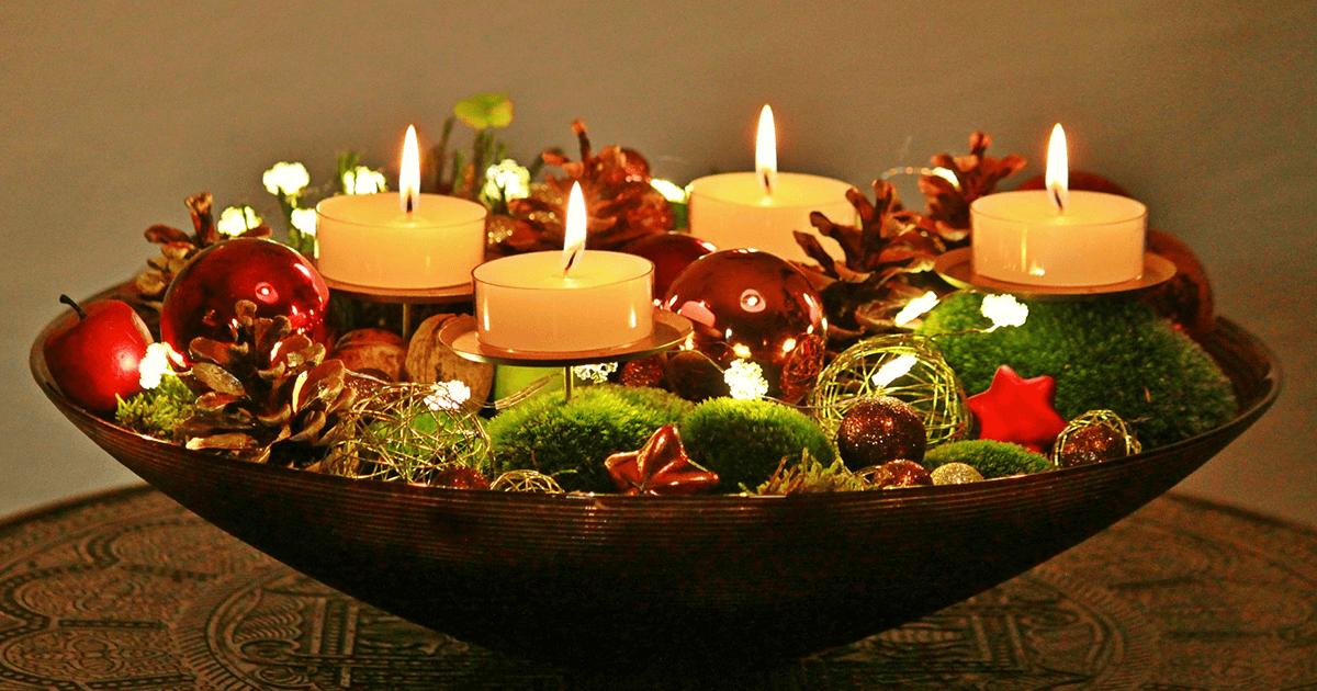Gedicht zu Weihnachten 1 Advent Advent