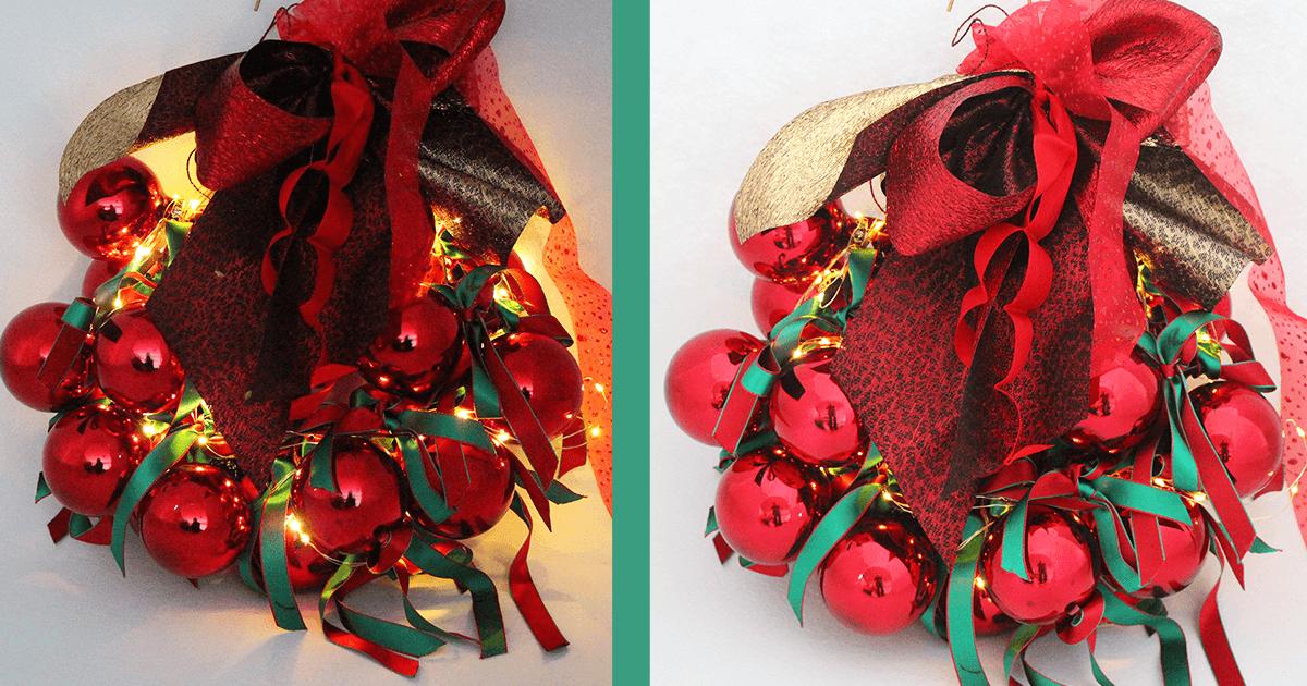 Utes Türkranz für Weihnachten und Advent