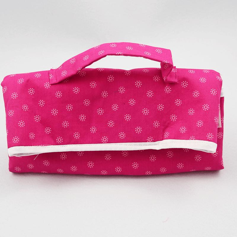 Wickeltasche für Puppen