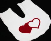 Partnerhandschuh Schnittmuster und Plotterdatei