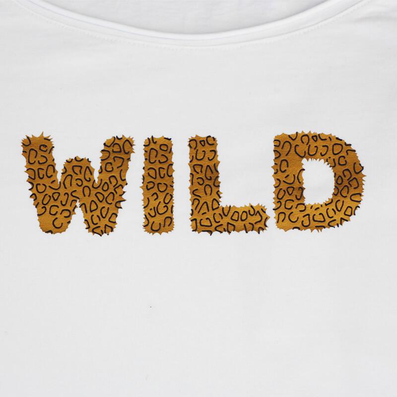 Wild-Leopard Plotterdatei