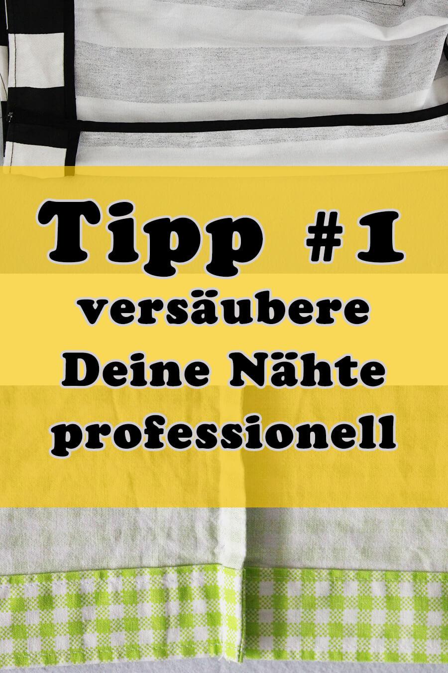 Tipp 1 professionell versäubern