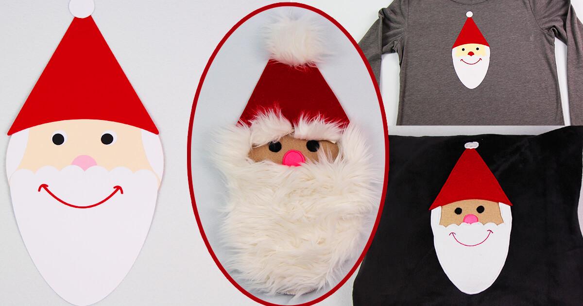 Nähen für Advent - Nikolaus